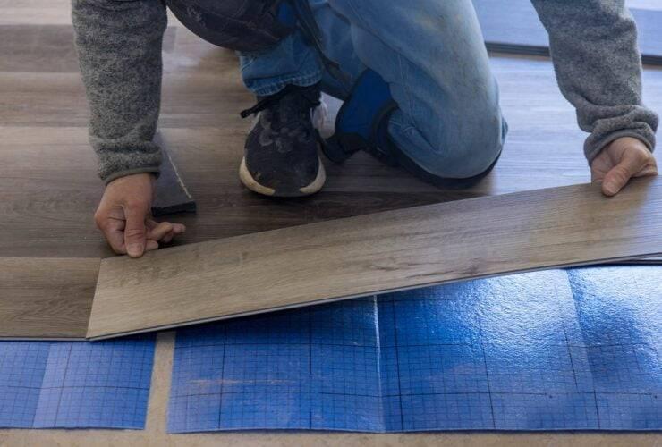 Grubość paneli podłogowych