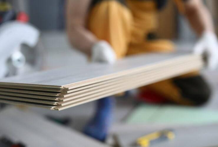 wymiary paneli podłogowych